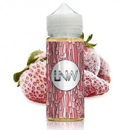Vapor Smoke - Cool Strawberry E Juice