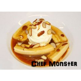 Chef Monster Bananas Flambe