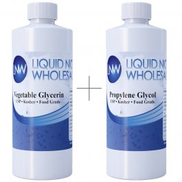 Cheap Vegetable Glycerin and Propylene Glycol Sale Deals