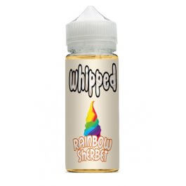 Whipped E-Liquid - Rainbow Sherbet