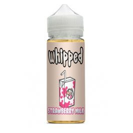 Whipped E-Liquid - Strawberry Milk