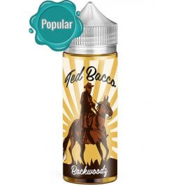 Best Tobacco E Juice - Backwoodz Ted Bacco