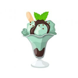 LNW E Liquid Flavor Concentrate - Chocolate Mint