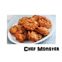 Chef Monster Fritters